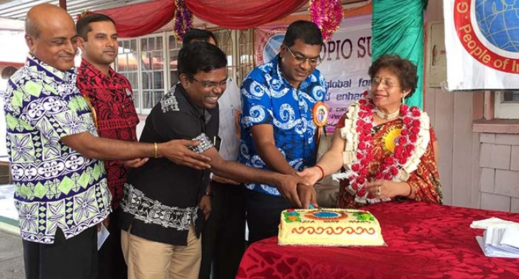 Global Movement  Opens Fijian Chapter
