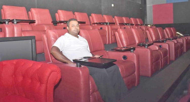 Life Cinema Opens At TappooCity  Lautoka