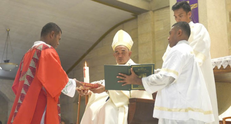 Focus On Task Ordained  For, Says Archbishop Chong