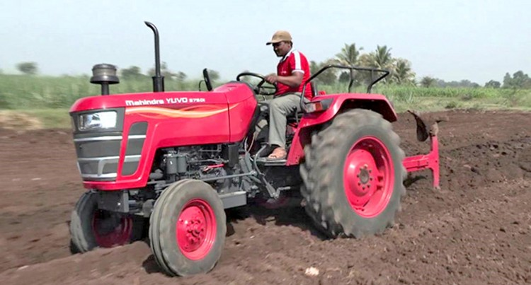 Mahindra Tractors Making Farmers Work Easy And More Productive