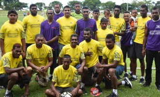 Matererega Hat-trick For Kings