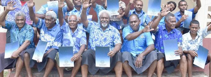 65-year-old Graduate To Repair Own Boat