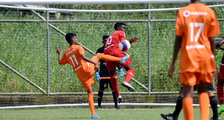 Rewa Youth Thrash Junior Whites