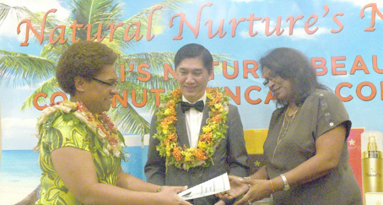Organic Earth Fiji expands to Hong Kong