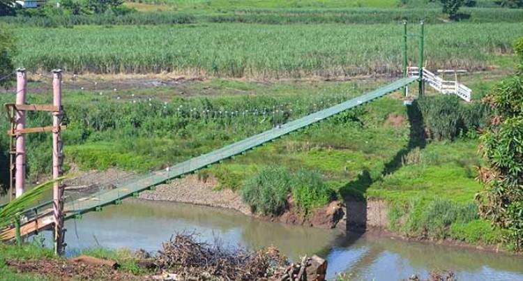 Suspension Bridge Answers Plea