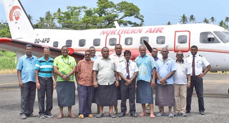 Northern Air Plans Savusavu Flight Daily