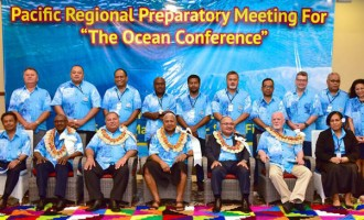 MASF Joins Preparations For The Ocean Conference