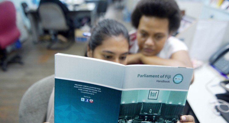 Parliamentary Media  Handbook  Discussed