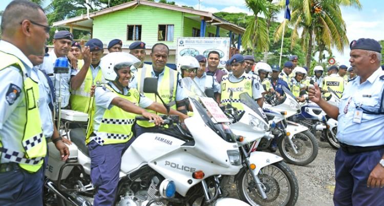 Rokotiko: 1st Female Officer on 2 Wheels