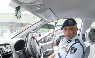 Qiliho Warns Officers: You'll Lose  Your Jobs if You Abuse Vehicles