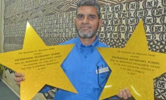 Labasa School Head Credits Awards' Success To Teachers, Parents, Students