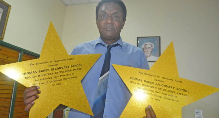 Principal To Use Awards To Motivate Community