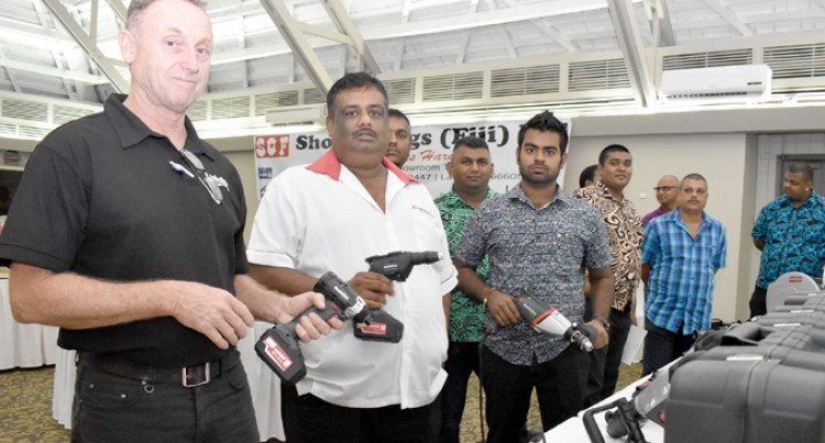 Shopfitting (Fiji) Invests In Two More Outlets Worth Over $200K