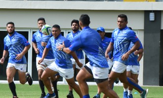 Samoa A Skipper Wants a Win