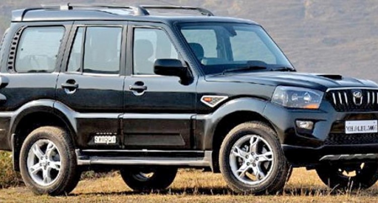 The All-New Intelli Hybrid Mahindra Scorpio SUV