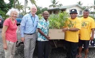 West Cane Farmers Help Grow Reforestation