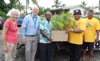 West Cane Farmers Help Grow Reforestation