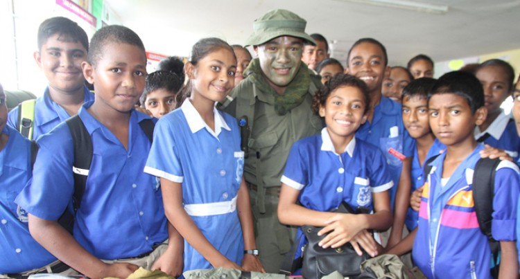 Waisale Aspires to Join the Army