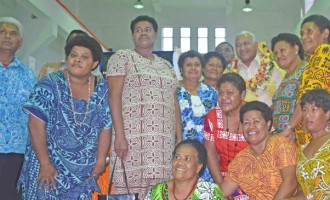 PM In Taveuni To Traditional Leaders: Don't Mix Politics With Development