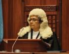 Speaker Sends Message