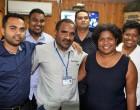 Fijian Warriors Ready To Battle