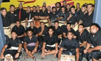 Tonga A Target Top Finish