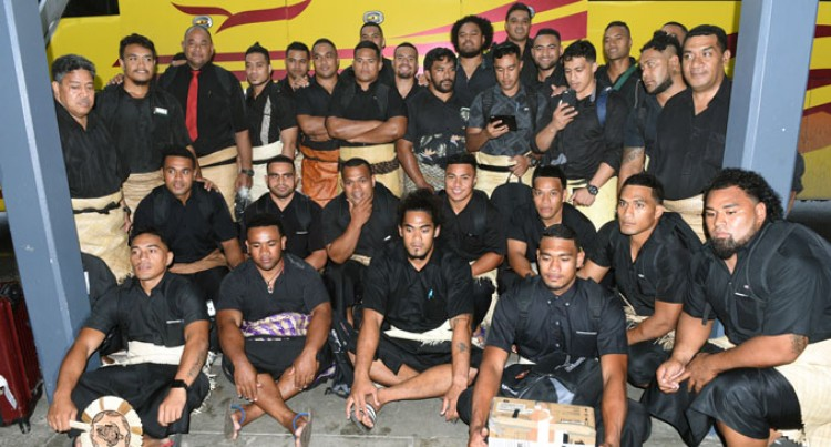 Tonga A Target Top Finish