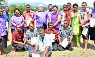 Landowners Graduate As Forest Wardens