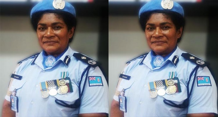 Vuniwaqa Appointed Deputy Police Commissioner  Of UNMISS