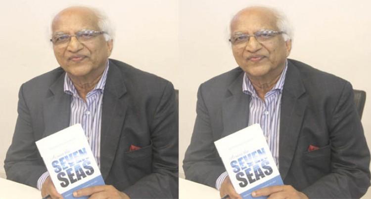 CJ Gates Praises Nandan For His New Book Of Poems