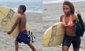 Surfing's Future Bright: Portingale