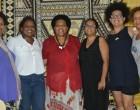 Stewart Promotes History Of Fijian Female Tattooing