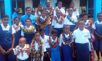 Be inspirational leaders: School head to prefects