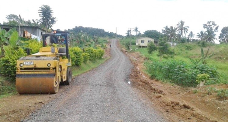 Road upgrade benefits 40 families along Wainibuku Road in Nasinu