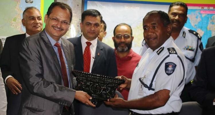 Nepalese Authority Visit Fijian Counterpart