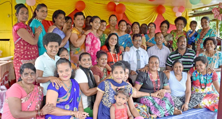 Labasa Mum Excited to Learn Skills