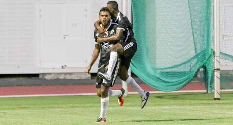 Striker Waqa Misses Out