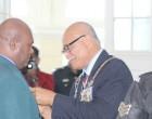 Valebuli Receives Second Medal of Honour