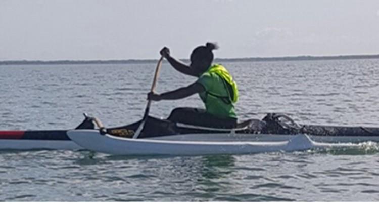 Elenoa's Canoeing Journey