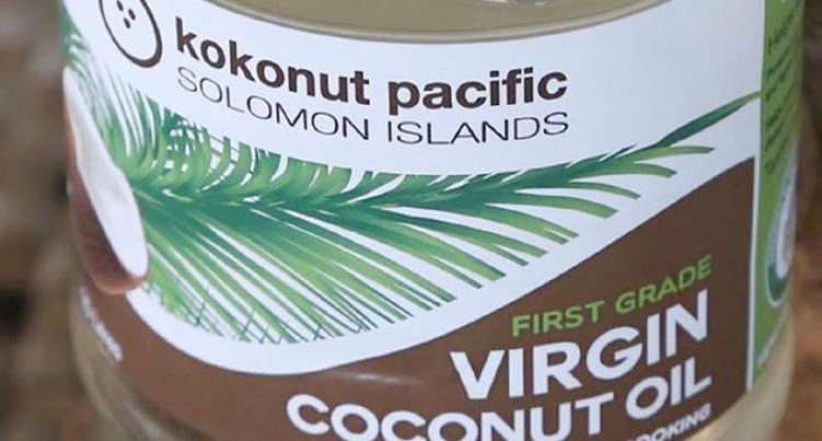 Coconut Oil Raises Livelihoods In Solomon Islands