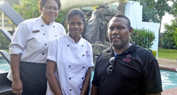 New Tokatoka Resort Executive Chef Cooks With Great Passion