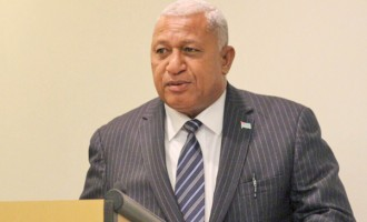 PM Pushes For  Grand Coalition