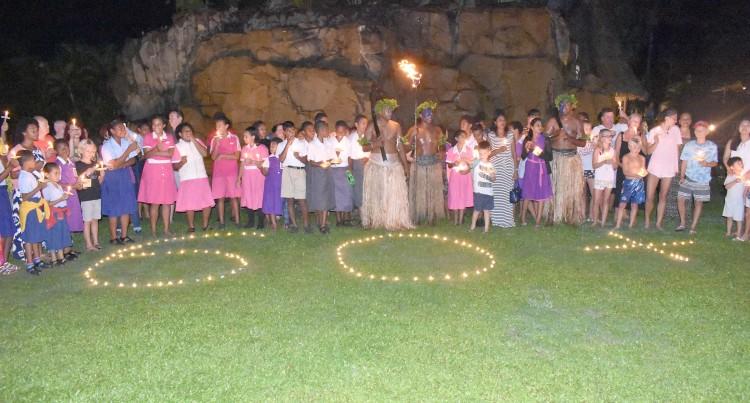 Radisson Blu Resort Marks Earth Hour