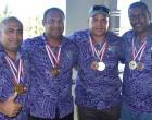 B Team Returns With Bronze