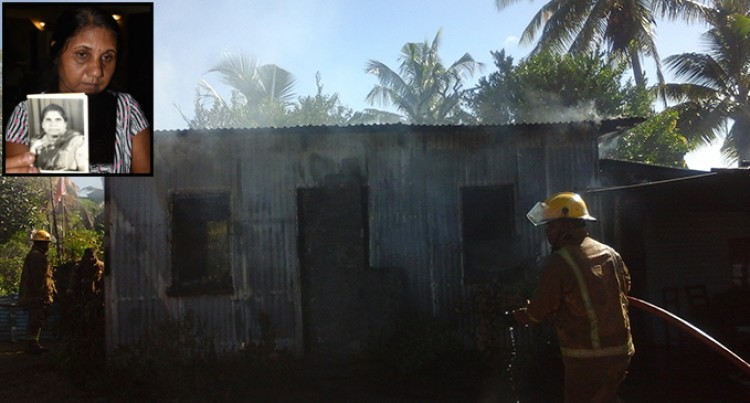 Lautoka fire kills grandma
