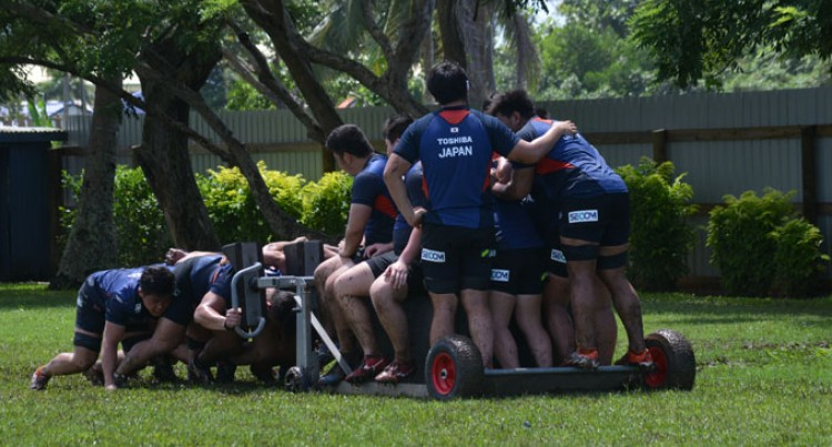Bring On Samoa A, Says Coach