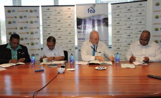 Utility operators sign Code of Practice MOU