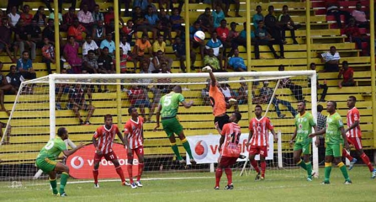 Babasiga Lions Hold Luckless Nadi