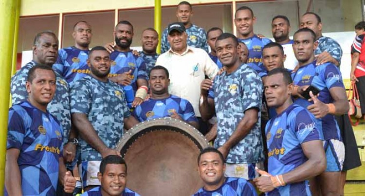 Navy Capture Bougainville Tanoa