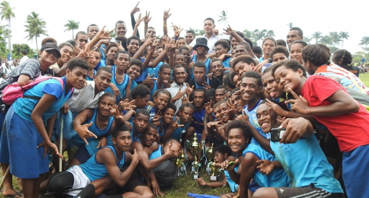 Ovalau Athletes Brave Odds